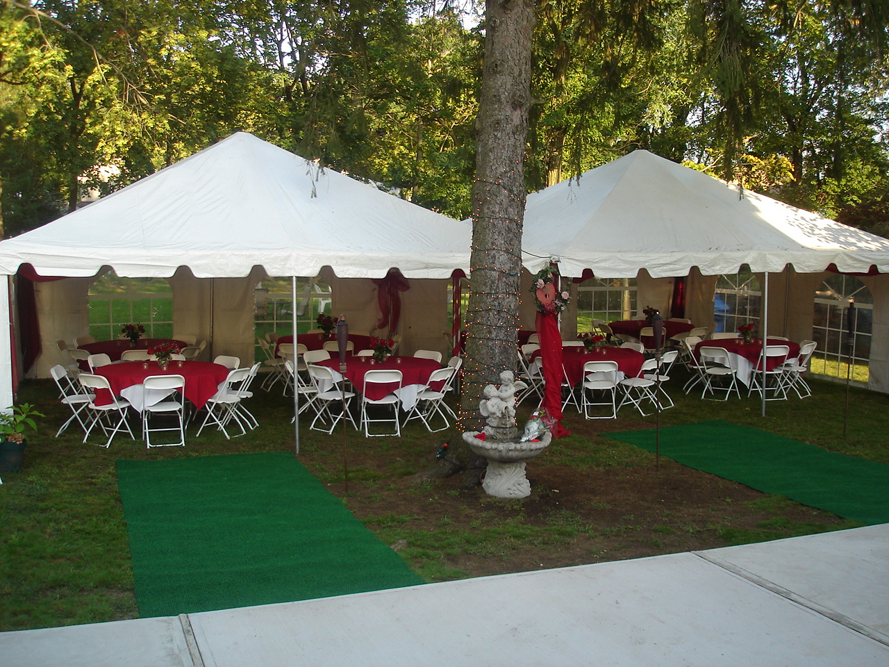 ROYALE TENT RENTALS & Party Tent Rental and Party Tent Service of Nassau and Western ...
