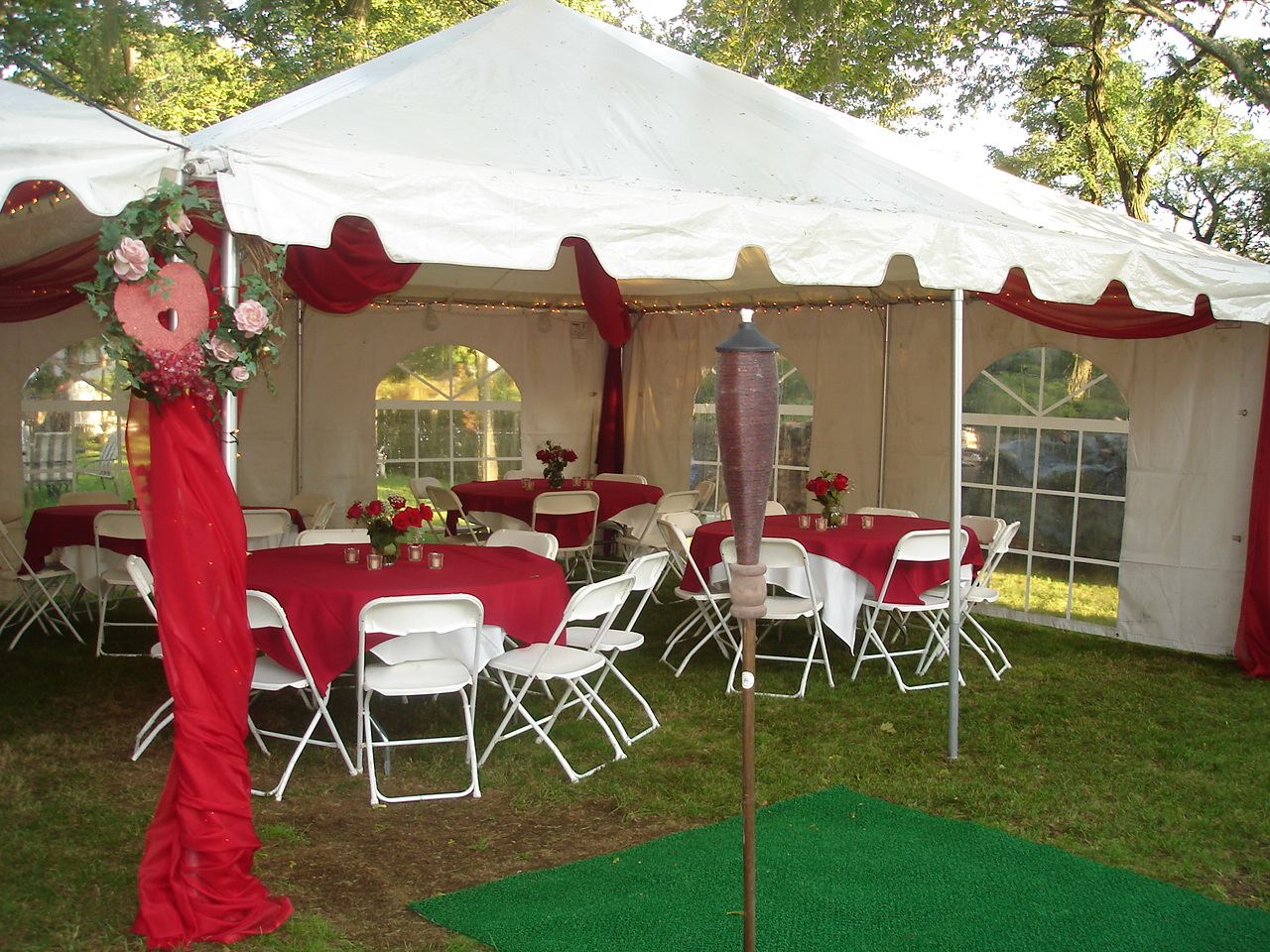 30u0027X 30u0027 & Party Tent Rental and Party Tent Service of Nassau and Western ...